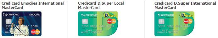 Solicitar Cartões de Crédito Credicard para Fazer Compras